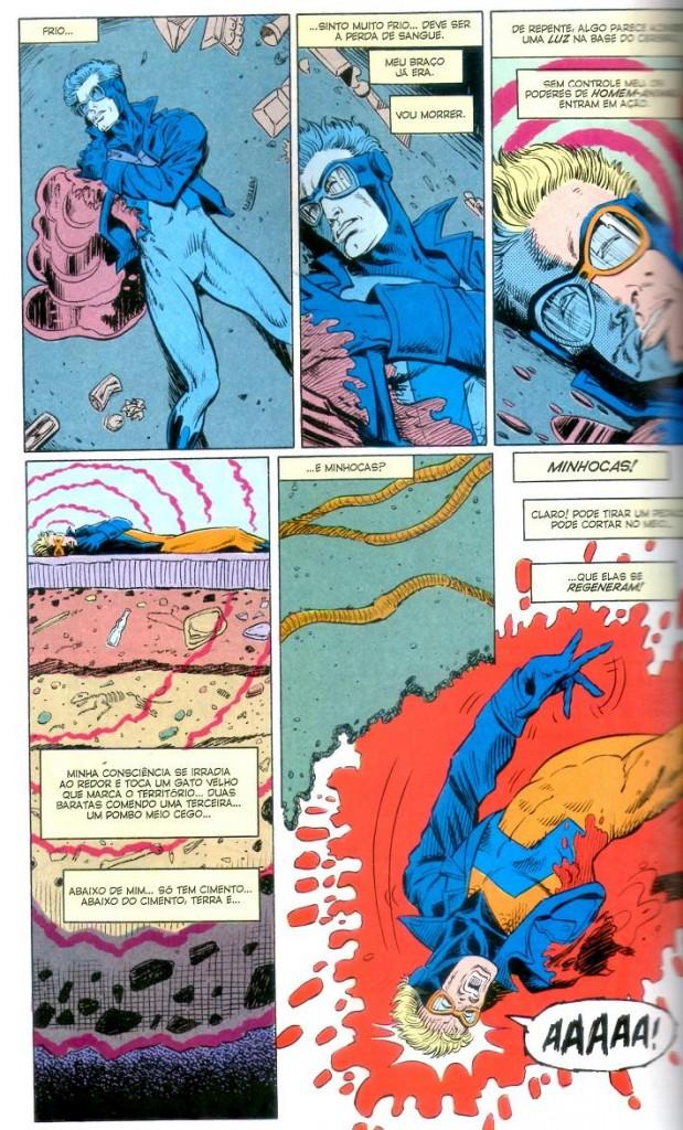 Homem-Animal - O Evangelho do Coiote Página 2