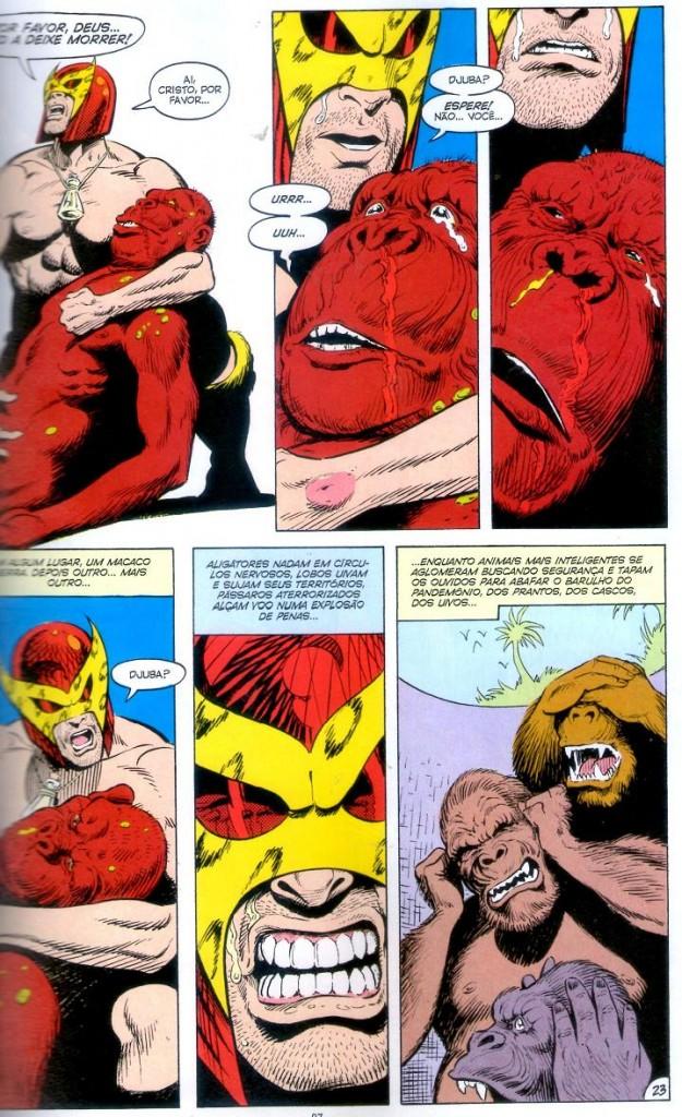 Homem-Animal - O Evangelho do Coiote Página 3