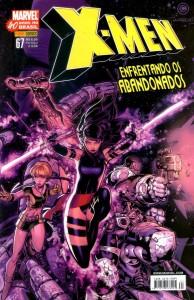 X-Men $67 Panini