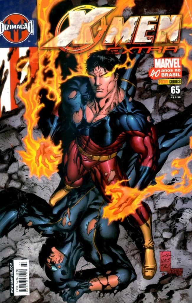 X-Men Extra #65 Panini