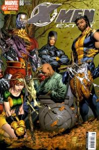 X-Men Extra #66 Panini