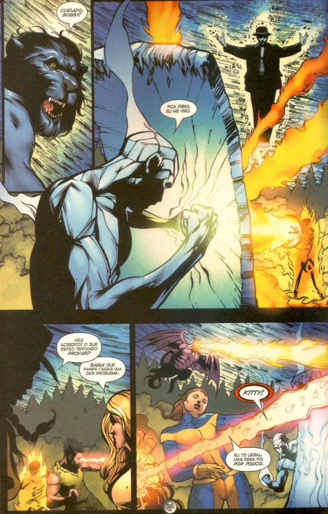 X-Men The 198 #5 1