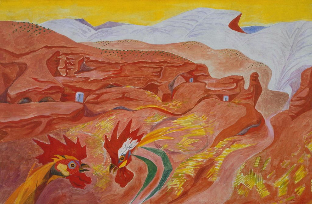 Ibdes in Aragon por André Masson