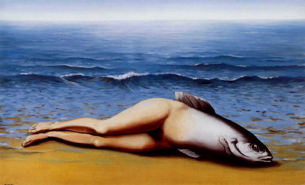 L'invention Collective por René Magritte
