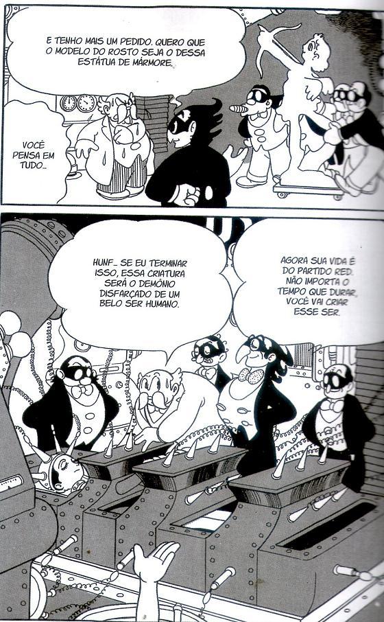 Metrópolis - Osamu Tezuka NewPop 1