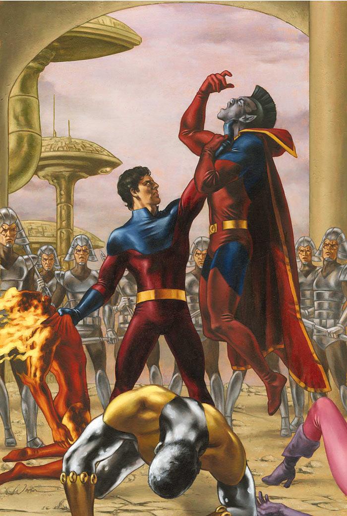 Fabulosos X-Men - Ascensão e Queda do Império Shiar Destaque