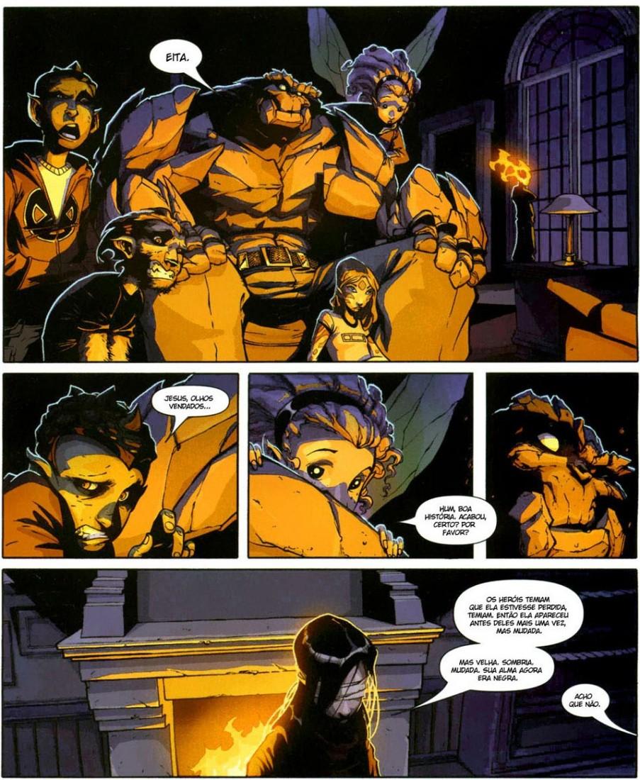 Novos X-Men - Academia X Em Busca de Magia 1