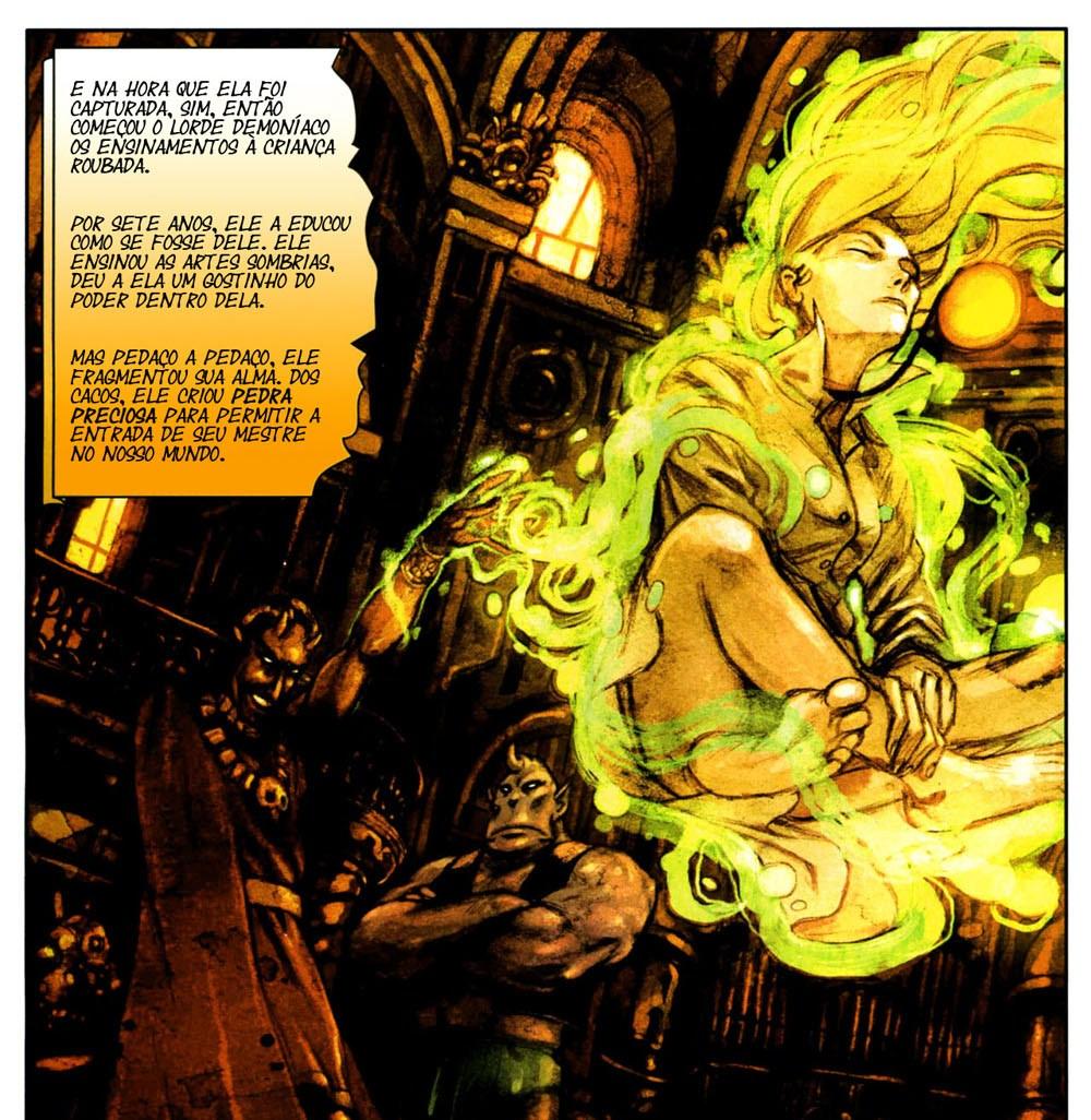 Novos X-Men - Academia X Em Busca de Magia 2