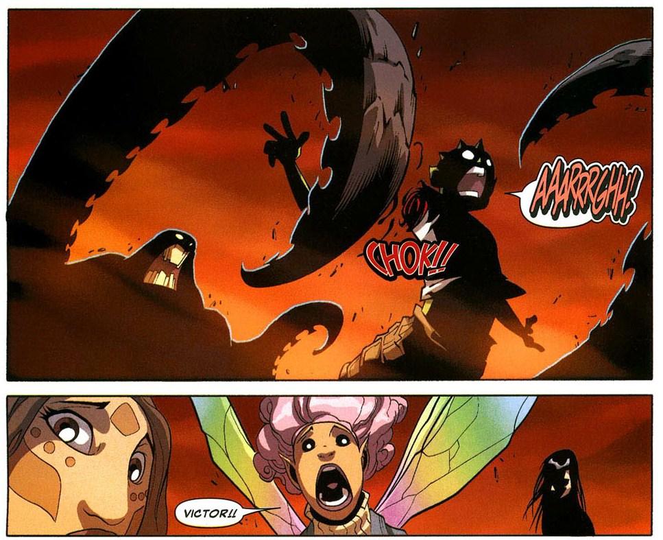 Novos X-Men - Academia X Em Busca de Magia 7