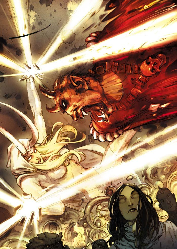 Novos X-Men - Academia X Em Busca de Magia Destaque