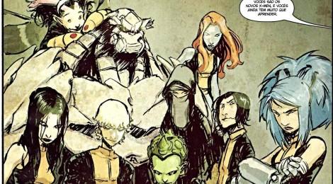 [Especial] Novos X-Men - Academia X: Em Busca de Magia!