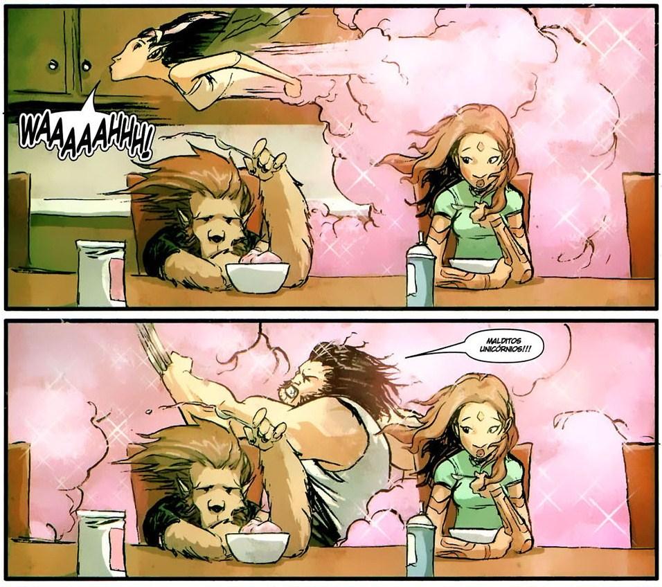 Novos X-Men - Academia X Filhos dos X-Men 2