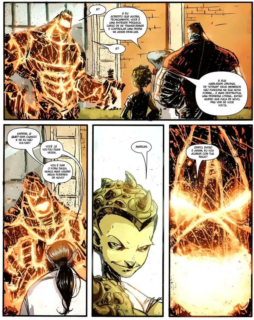 Novos X-Men - Academia X Filhos dos X-Men 3