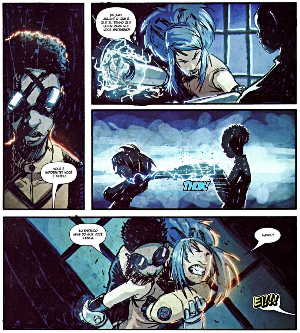 Novos X-Men - Academia X Filhos dos X-Men 4