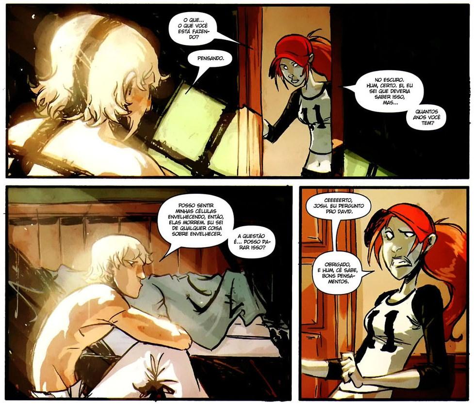 Novos X-Men - Academia X Filhos dos X-Men 5
