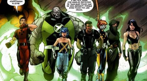 [Especial] Novos X-Men - Academia X: Ninrod e a Queda de Mercury!