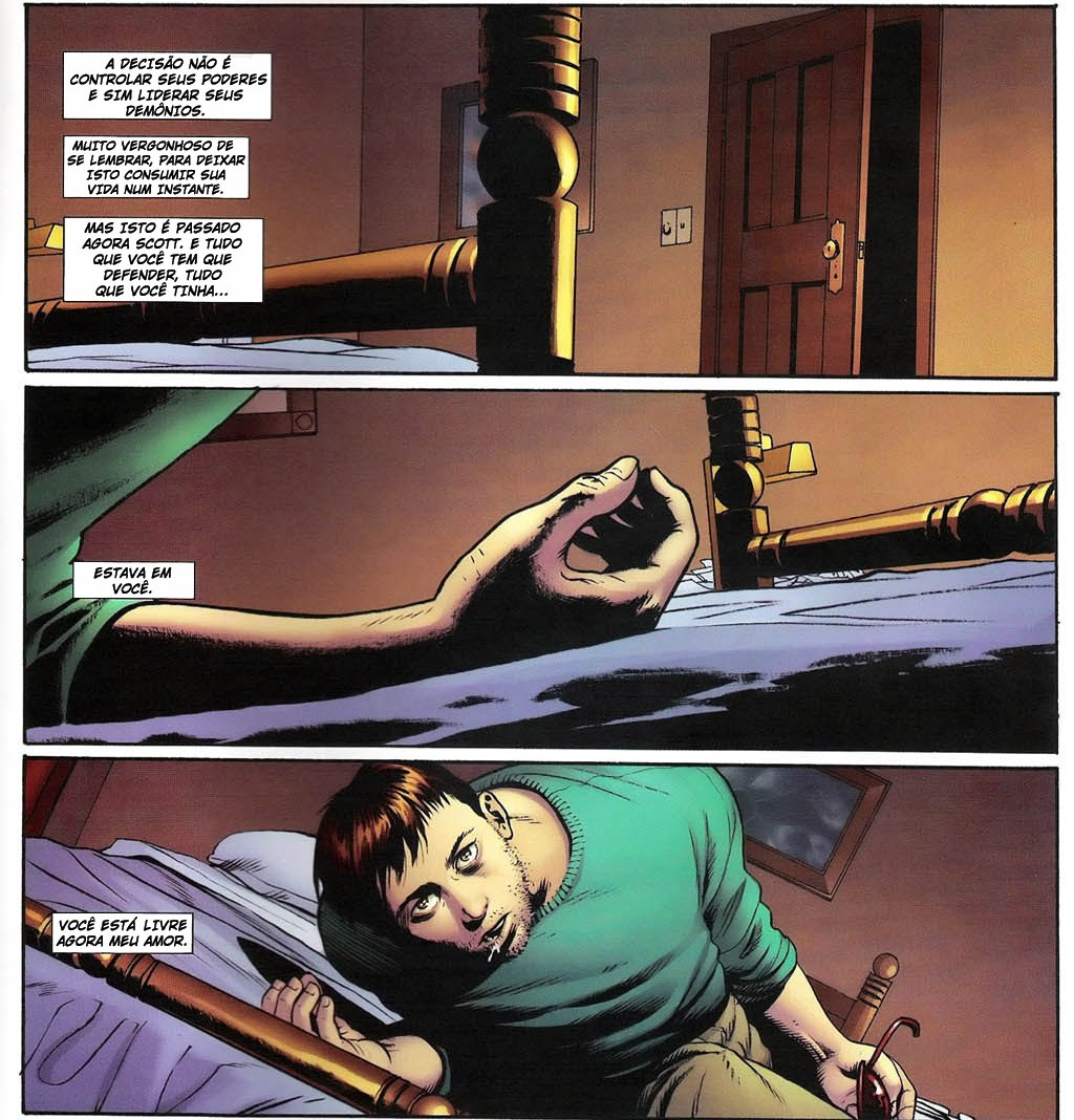Surpreendentes X-Men - Destroçados e Incontrolável 1