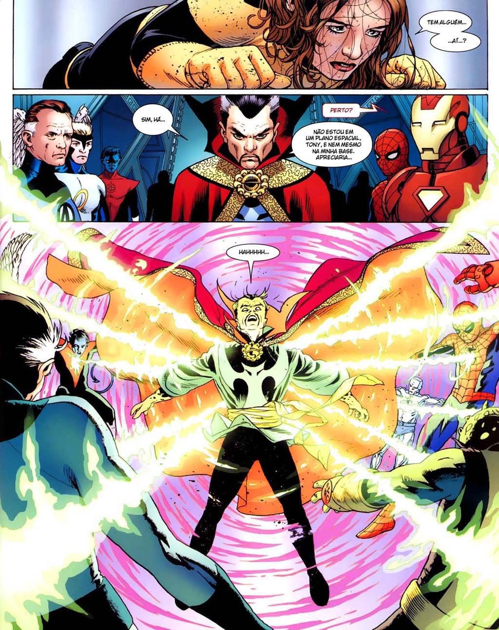 Surpreendentes X-Men - Destroçados e Incontrolável 12