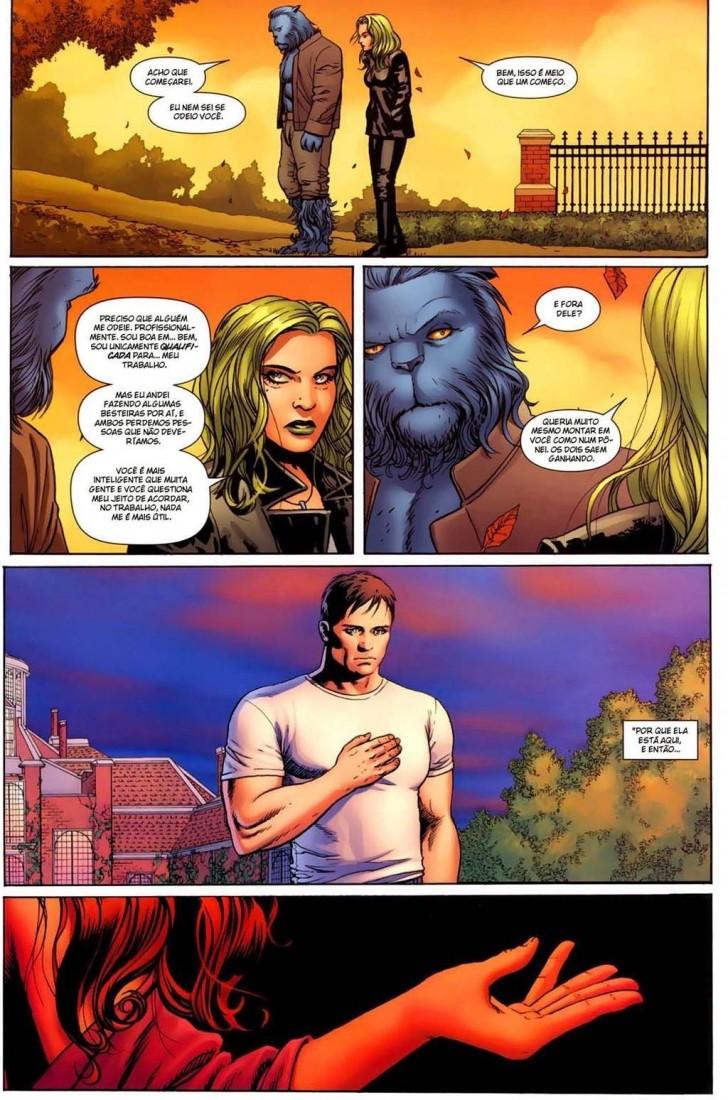 Surpreendentes X-Men - Destroçados e Incontrolável 15