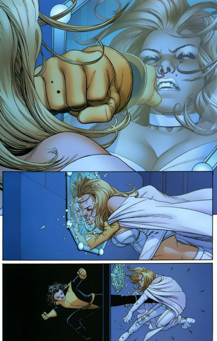 Surpreendentes X-Men - Destroçados e Incontrolável 3