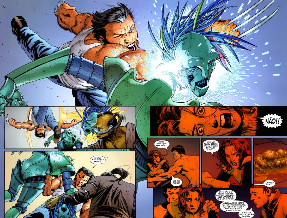 Surpreendentes X-Men - Destroçados e Incontrolável 6