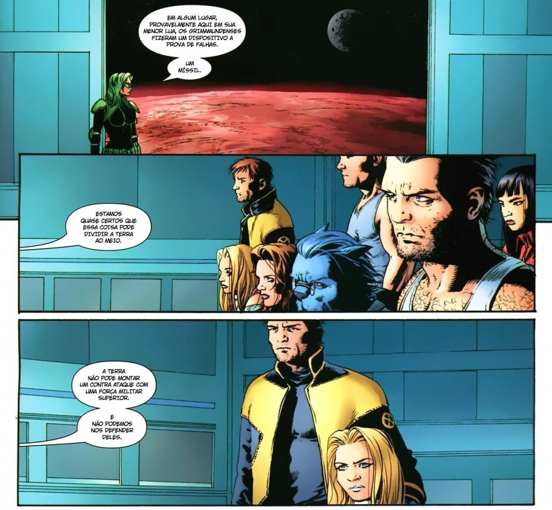 Surpreendentes X-Men - Destroçados e Incontrolável 7