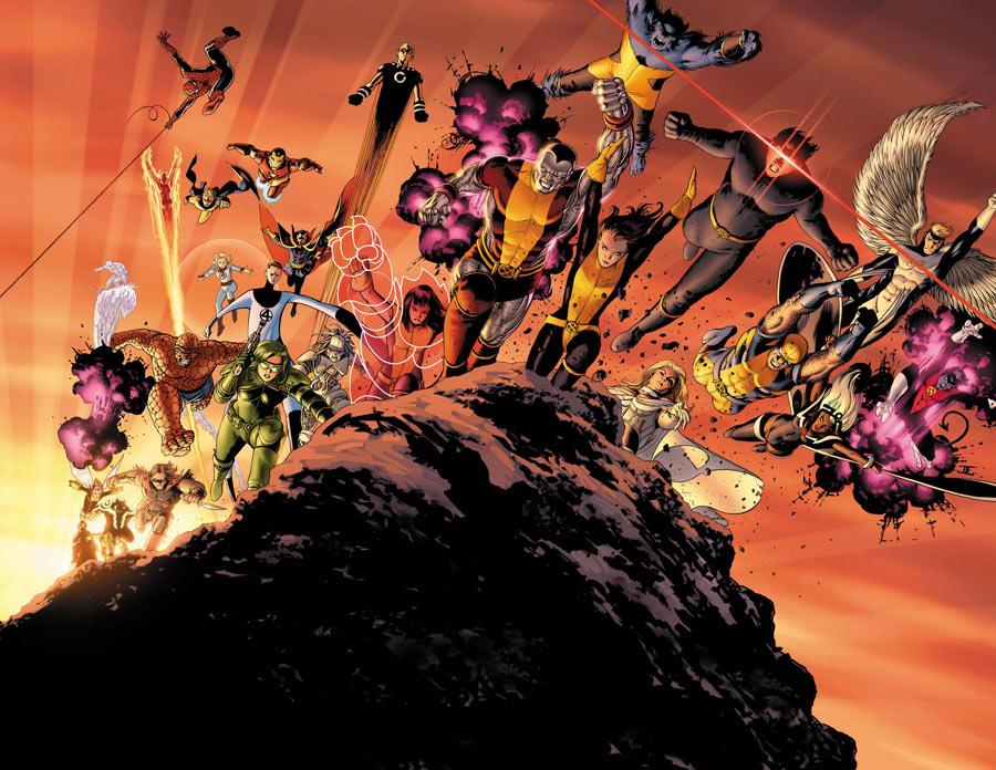 Surpreendentes X-Men - Destroçados e Incontrolável Destaque