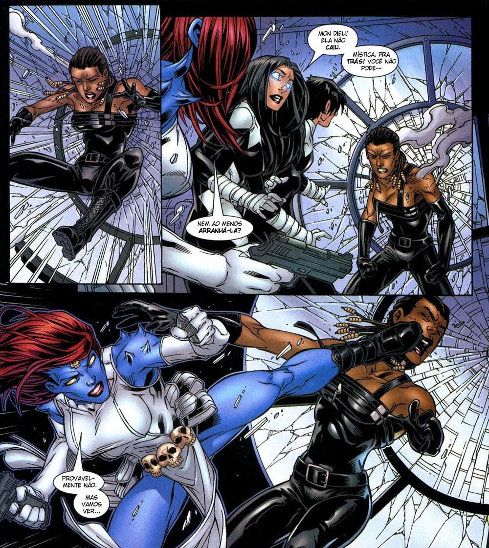 X-Men Annual 2007 2