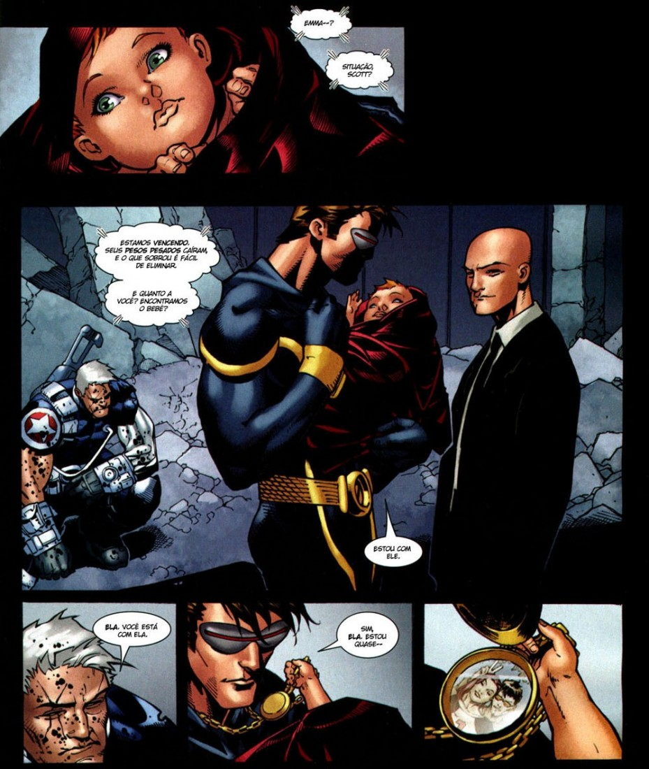 X-Men Complexo de Messias 16