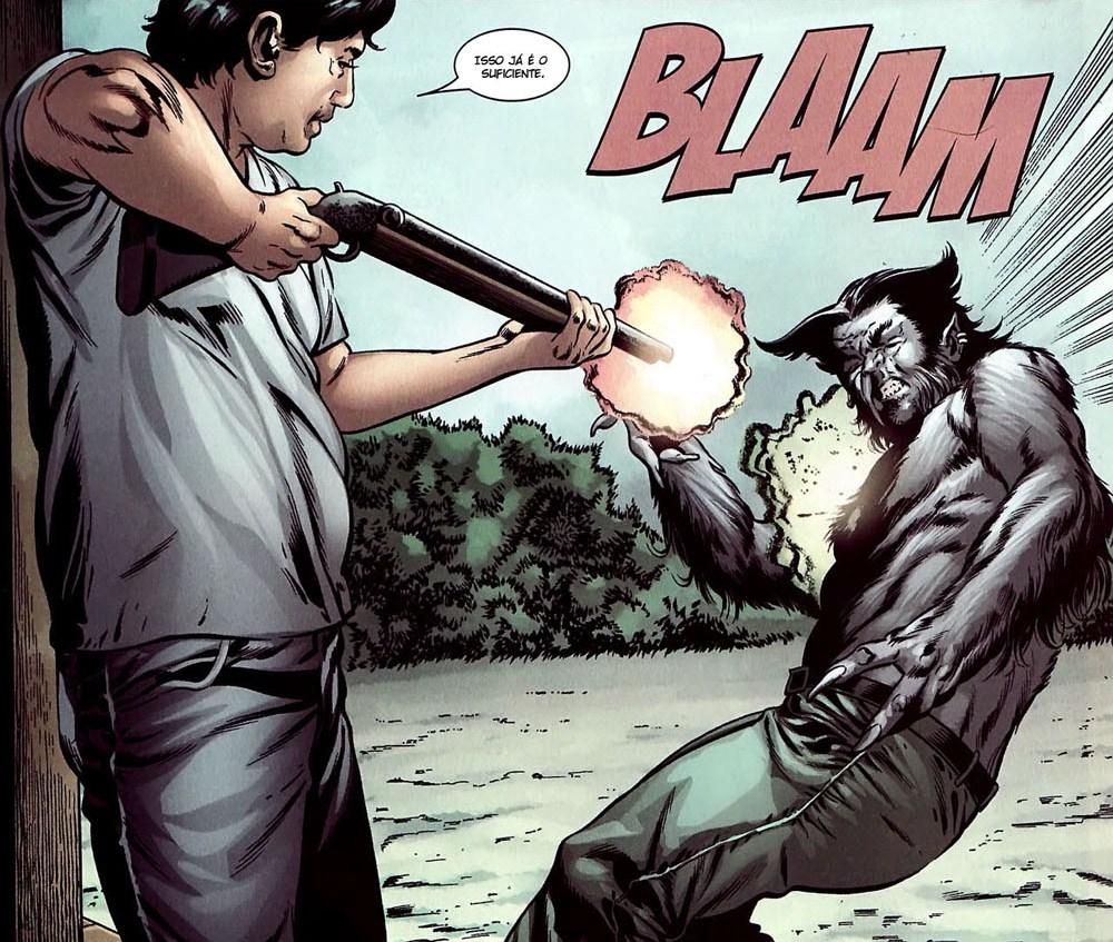 X-Men Espécie em Extinção 11
