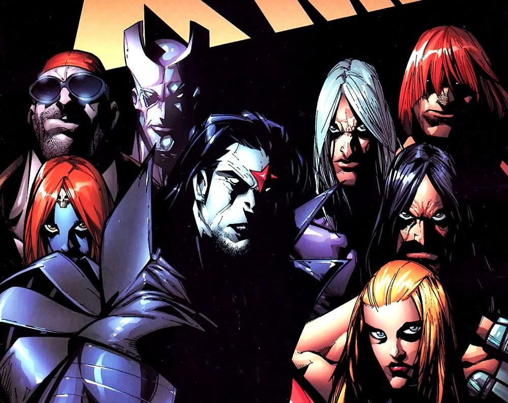 X-Men Espécie em Extinção 13