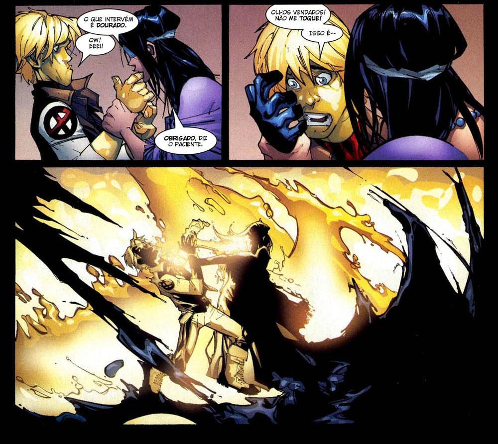 X-Men Espécie em Extinção 15