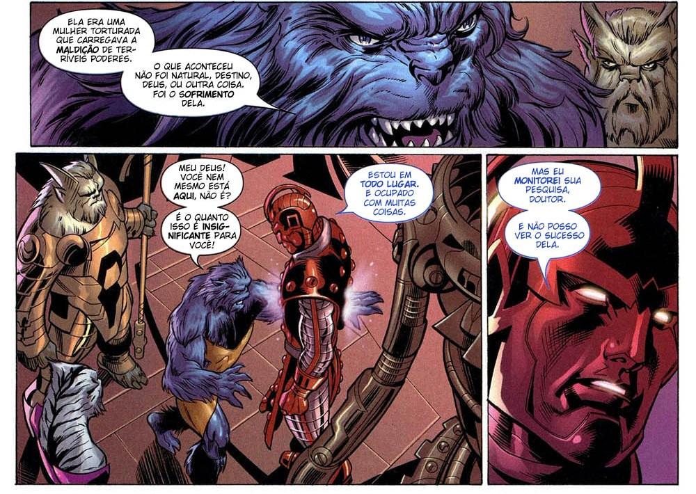 X-Men Espécie em Extinção 17