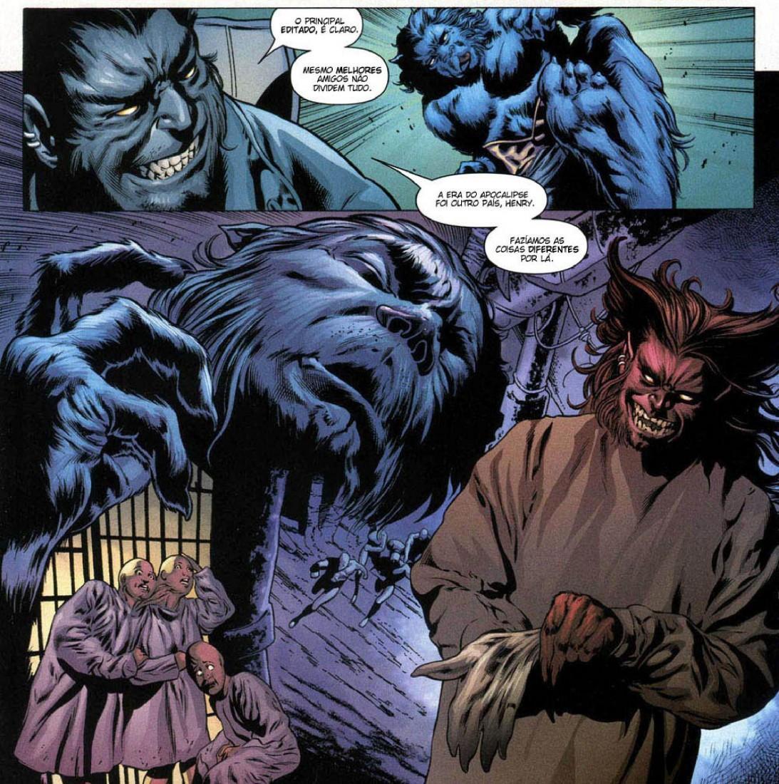 X-Men Espécie em Extinção 18