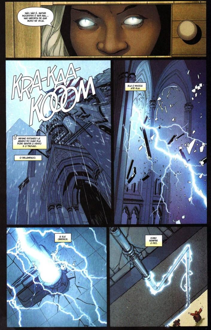 X-Men Espécie em Extinção 2