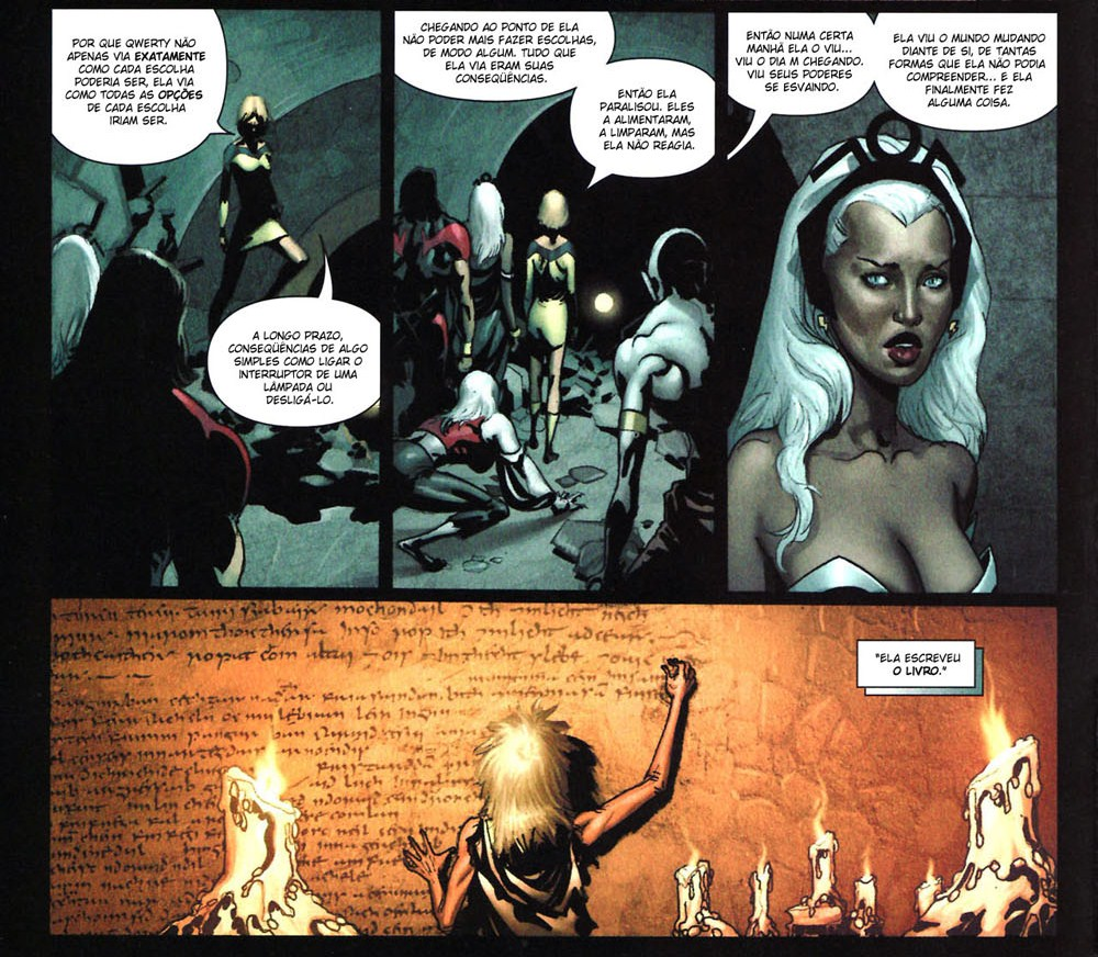 X-Men Espécie em Extinção 6