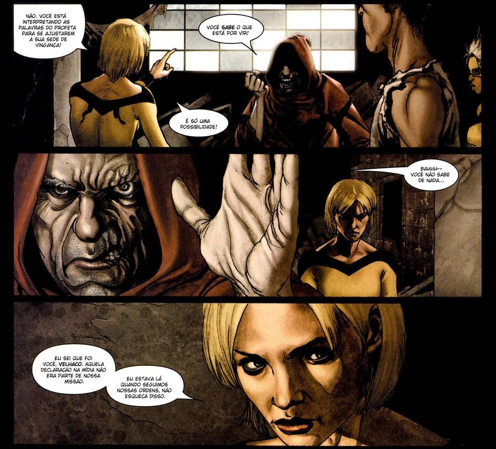 X-Men Espécie em Extinção 7
