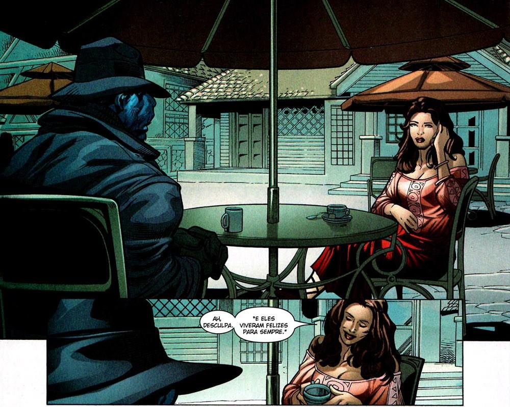 X-Men Espécie em Extinção 9