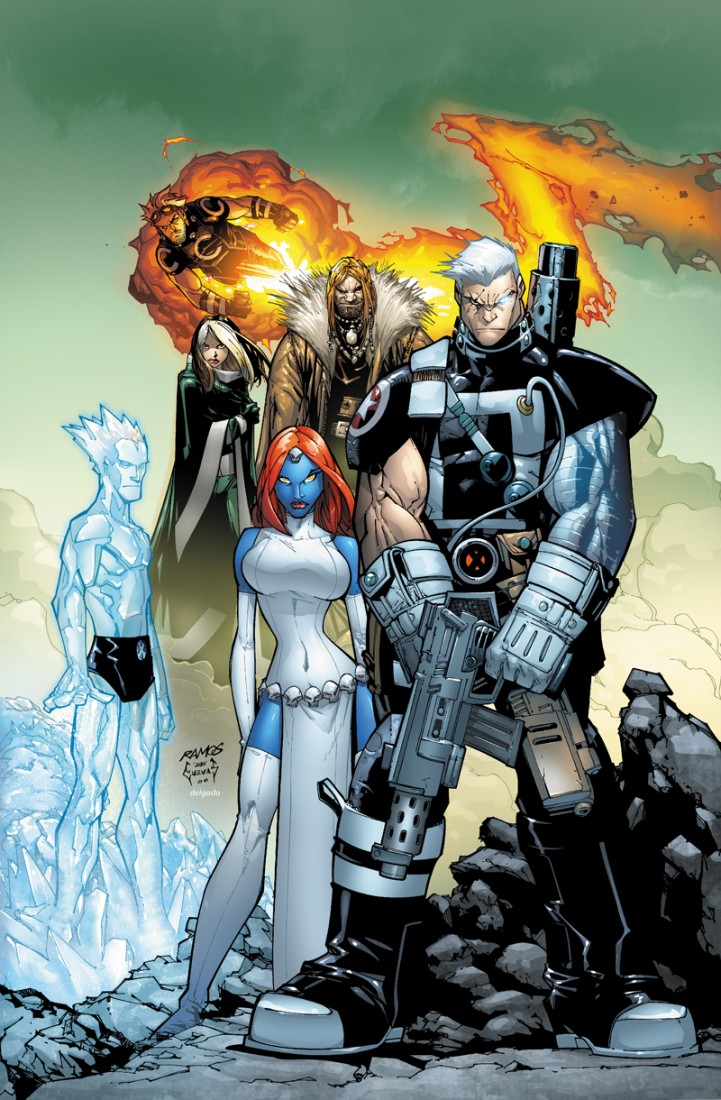 X-Men Supernovas Destaque 1