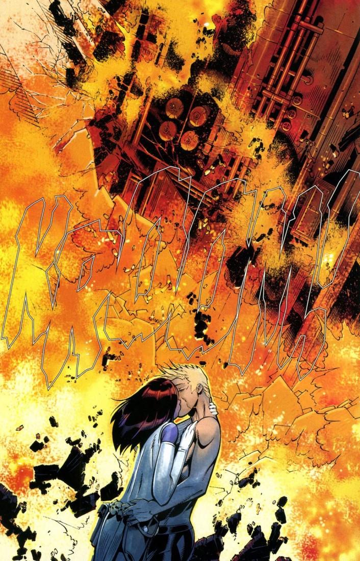 X-Men Supernovas e Infecção Primária 2