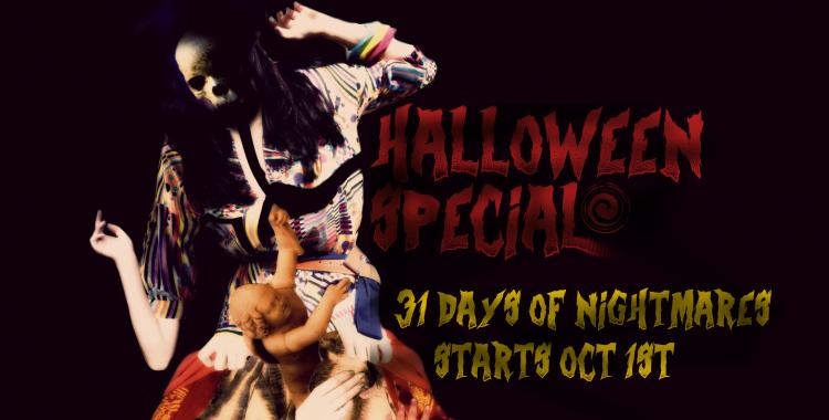 [Central dos Sonhos] Especial de Halloween: #Drawlloween!