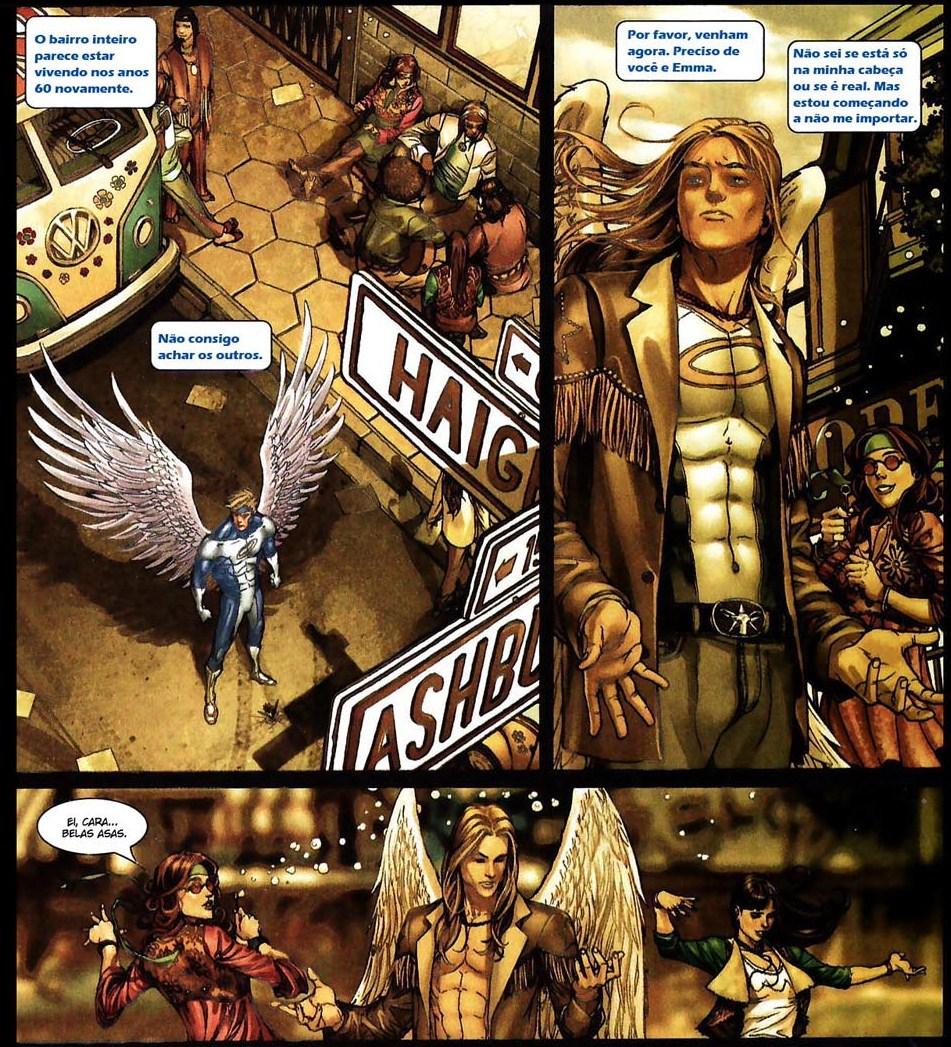 Fabulosos X-Men - Divididos e São Francisco 10