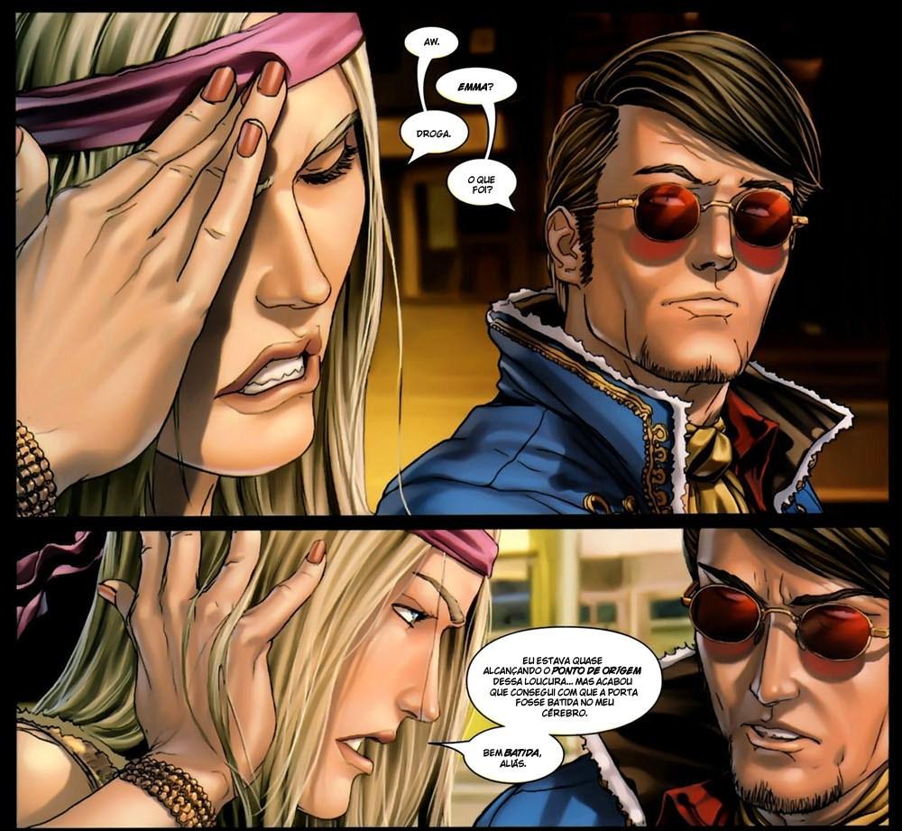 Fabulosos X-Men - Divididos e São Francisco 13