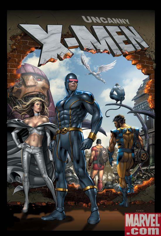 Fabulosos X-Men - Divididos e São Francisco 2
