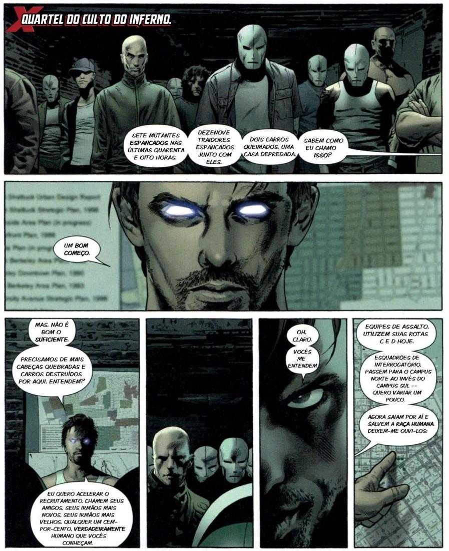 Fabulosos X-Men - Divididos e São Francisco 3