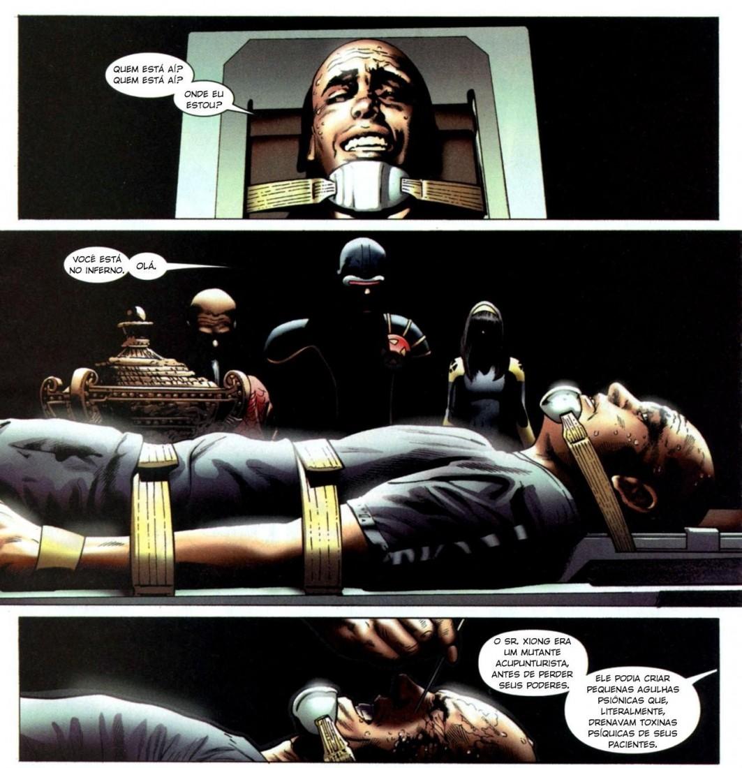 Fabulosos X-Men - Divididos e São Francisco 5