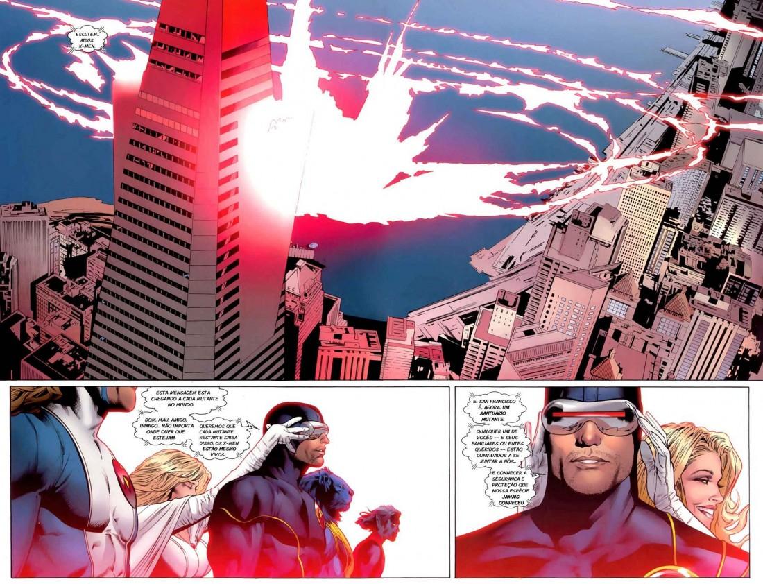 Fabulosos X-Men - Divididos e São Francisco 6