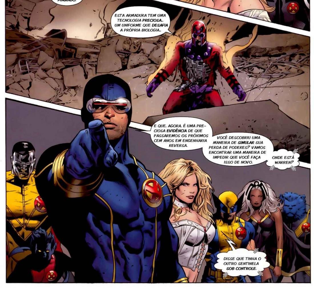 Fabulosos X-Men - Divididos e São Francisco 7