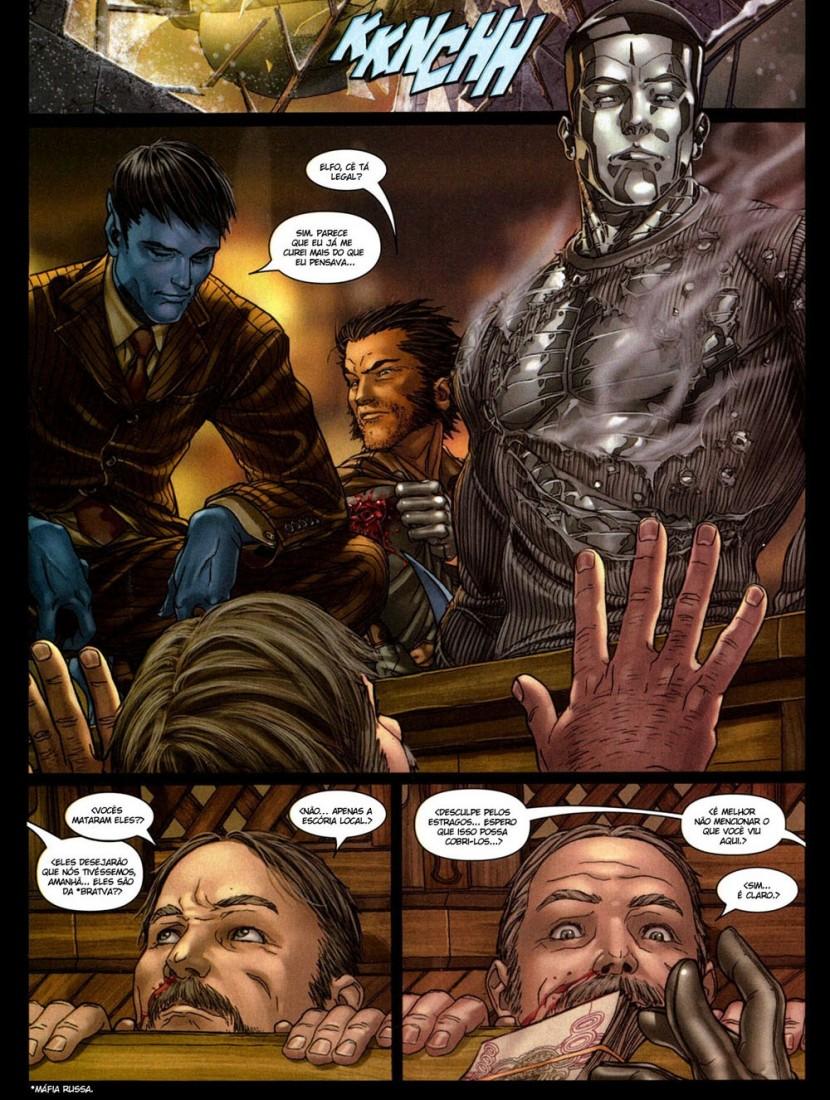 Fabulosos X-Men - Divididos e São Francisco 8
