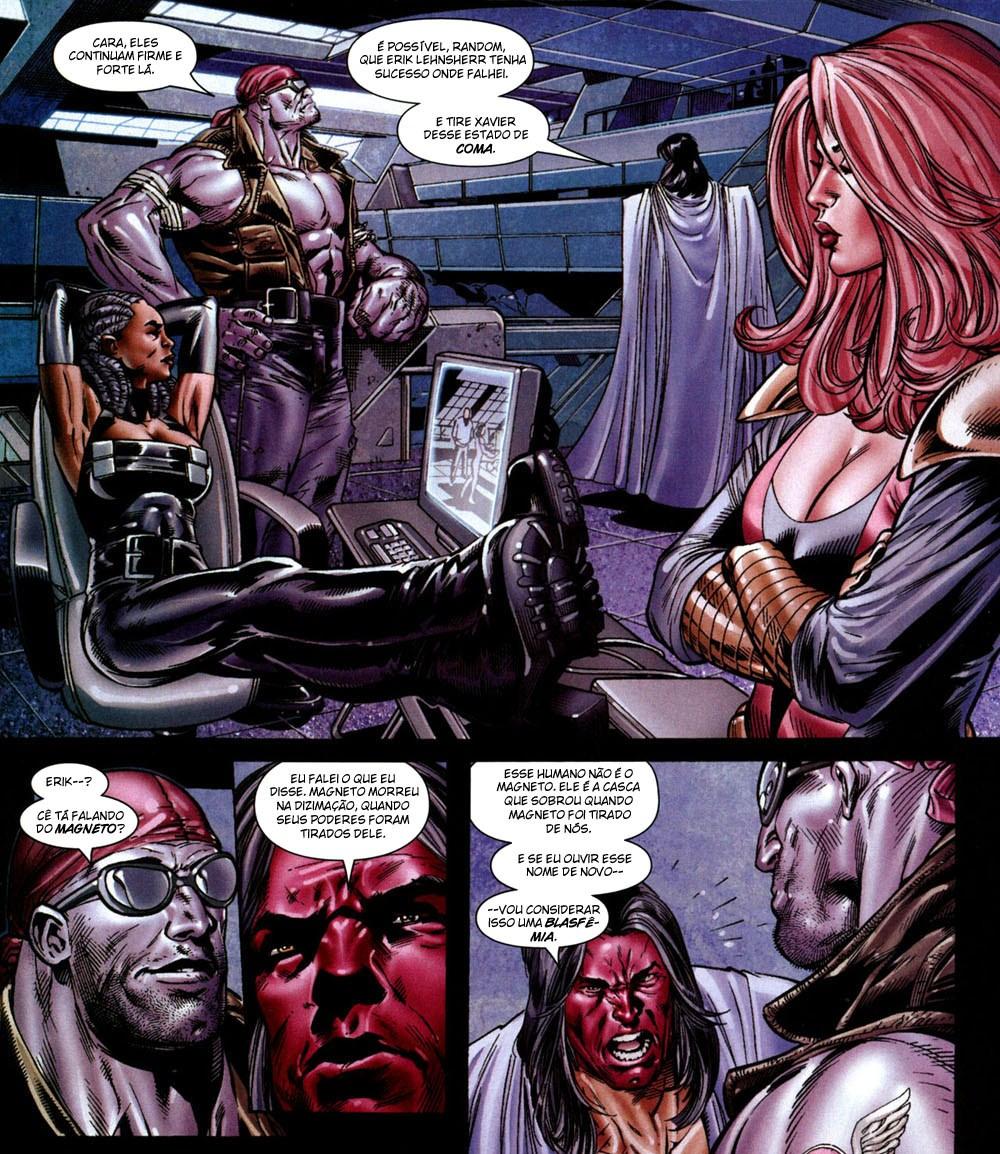 X-Men Legado Os Pecados do Pai 1